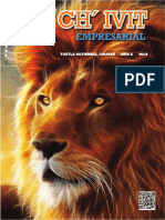 Revista Chivit Empresarial Septiembre 2016