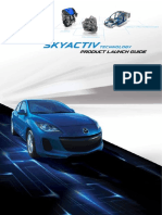 Skyactiv Product Launch Guide - En Final
