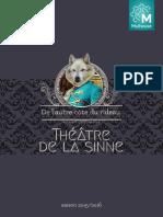 Theatre Sinne 2015