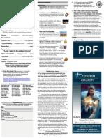 oct 1 2016 bulletin