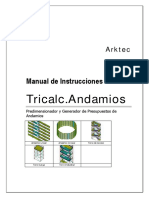 Tricalc-Andamios