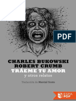 Traeme Tu Amor y Otros Relatos - Charles Bukowski