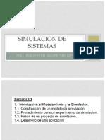 Sistemas, Modelos , Simulacion