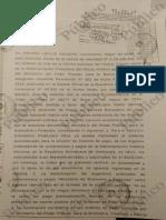 Documento que acredita que Pablo Iglesias no cobró de Venezuela