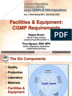 Facilities & Equipment GMP UCM456370