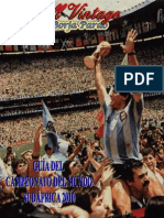 Guia Football Vintage _mundial 2010