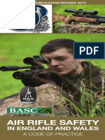 Air Rifle Code of Practice 20151
