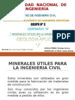 Grupo 3 - Minerales Utiles en La Ingenieria Civil