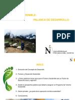 Septiembre2013 Turismo Sostenible Palanca de Desarrollo