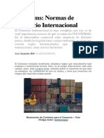 LECTURA 1 - INCOTERMS