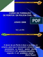 AULA 01 - Pericia Documentoscopica