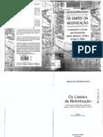 MOMIGLIANO, Arnaldo. Os Limites Da Helenização. (Completo).pdf