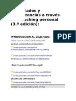 Habilidades y Competencias a Través Del Coaching Persona1