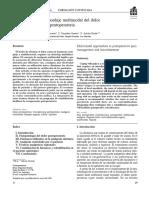 Abordaje Multimodal de Dolor Postoperat SEADR2007