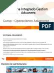 Sistema integrado aduanero