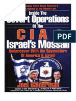 Bainerman - Inside the Covert Operations of the CIA & Israel's Mossad - Undercover With the Spymasters of America & Israel (1994).pdf