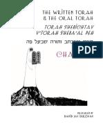 Torah Charts Booklet