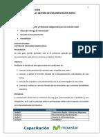Manual Gestion de La Documentacin Mvil