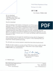 FOIA Appeal For Expedited Processing Of Russ Feingold State Department Correspondence
