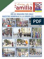 EL AMIGO DE LA FAMILIA domingo 2 octubre 2016.