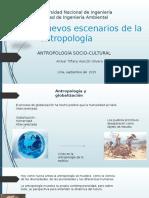 Nuevos Escenarios de La Antropología
