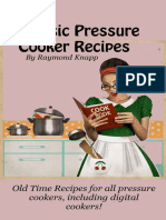 Classic Pressure Cooker Recipes - Raymond Knapp.epub