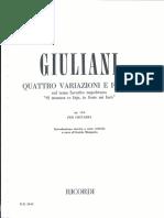 Giuliani Variazioni Tema Napoletano0001