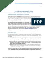 Business Edition 6000 - Datasheet