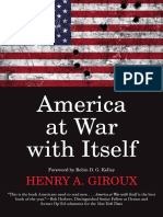 America at War With Itself