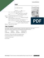 Interchange 2 Unit02 Grammar Worksheet