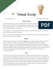 snead scoop 16