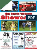 High School Fall Sports