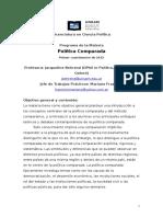 Política Comparada 2012-J.behrend