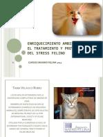 Enriquecimiento Ambiental en El Tratamiento y Prevencion Del Stress Felino (1)