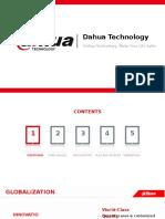 Dahua Company Overview 2015