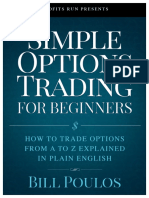Simple Options Trading