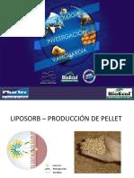 Uso Liposorb - Pellet