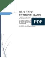 Actividad 1 Cable Estructurado