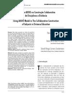 O Modelo ADDIE na Construção Colaborativa  de Disciplinas a Distância .pdf