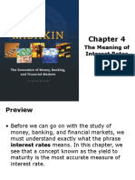Chapter 4 the Meaning of Interest Rates (2)
