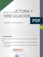 Estructura y Vinculación