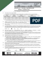 PROVA 10 - GRUPO G - NÍVEL SUPERIOR - ÁREA LOGÍSTICA.pdf
