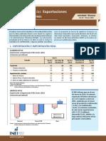 Informe Tecnico n03 Exportaciones e Importaciones Ene2016
