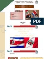 Peru- Costa Rica