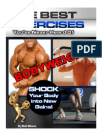 Nick Nilsson - Best Bodyweight Exercises You'Ve Never Heard Of