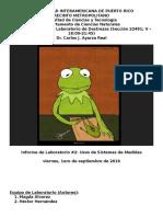 Informe de Laboratorio 2 - Biología - Usos de Sistemas de Medidas