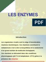Généralités sur les enzymes
