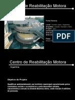 Centro de reabilitação motora na Argentina