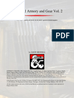 891425-DD 5e - Gear - Expanded Armory Gear Vol 2