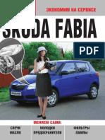 Skoda Fabia - Экономим на сервисе - 2010.pdf